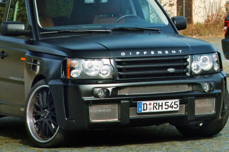 Range Rover Different